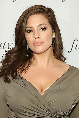 Ashley Graham 11x7 Photograph 84