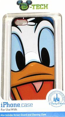 Disney D-TECH Donald Duck 4/4s iPhone Cell Case New in Box