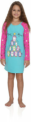 623d4e10d4 KOMAR KIDS BIG Girls  Science Class Jersey Nightgown -  14.99