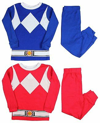 d0a31c0326 INTIMO KIDS MIGHTY Morphin Power Rangers Costume Pajama Set -  14.95 ...