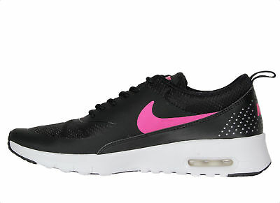 GIRLS NIKE AIR Max Thea GS 814444 001 BlackPink Brand New