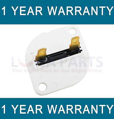 Dryer Thermal Fuse for Whirlpool, Sears, Kenmore, AP3133489, PS344958, 3390719