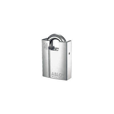 "ABLOY Keyed Padlock,Different,2-53/64""W, PL362B-KD"