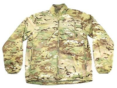 Patagonia Multicam Large Low Loft Level 3A Polartec Jacket CAG CRYE PRECISION