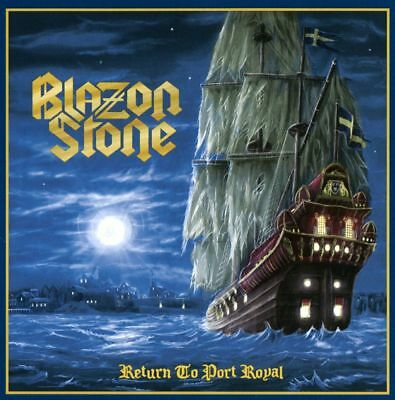 Blazon Stone - Return to Port Royal Sweden Power Metal Official Stormspell