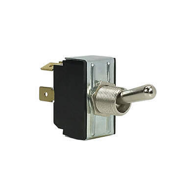 CARLING TECHNOLOGIES Toggle Switch,DPST,10A @ 250V,QuikConnct, 2GK51-73