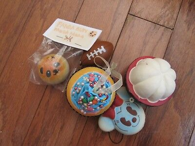 Slightly defected squishy lot l 5 squishies l Disney Squishy