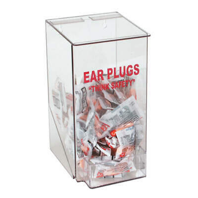 GRAINGER APPROVED Ear Plug Dispenser, 4GMR9