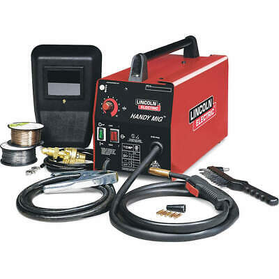 LINCOLN ELECTRIC MIG Welder,Handy MIG Series,Phase 1, K2185-1
