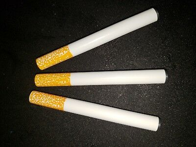 "3"" Cigarette1 100PACK 1Hitter Pipe1 Style DugOut1 