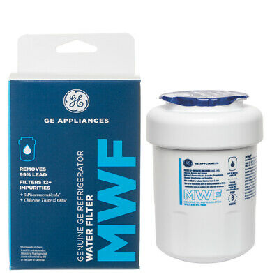 1P GE MWF GWF MWFP 46-9991 General Electric Smart Water Filter Sealed Plastic US