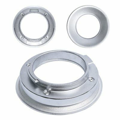 135mm Diameter Speedring Mount Flange Adapter for Broncolor Pulso / Compuls (A)