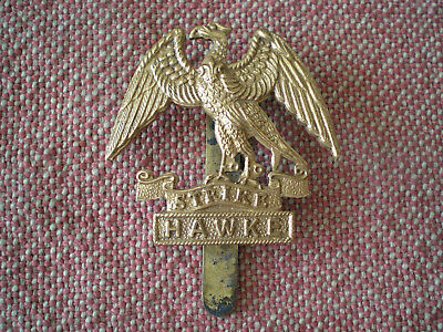 WW1 Hawke Battalion Royal Naval Division Cap Badge by Gaunt of London