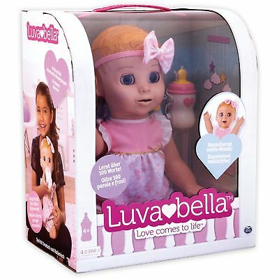 Spin Master Luvabella, Puppe