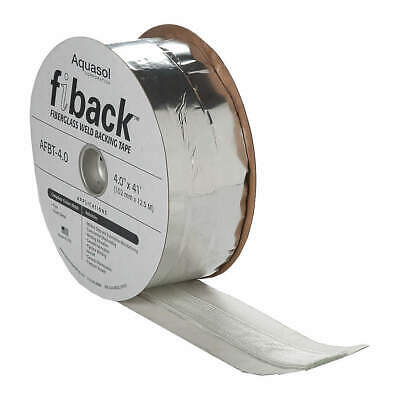 AQUASOL Fiberglass Backing Tape,4 x 41 Ft., AFBT-4.0