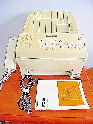 Canon Fax-B150 Facsimile Plus Accessories