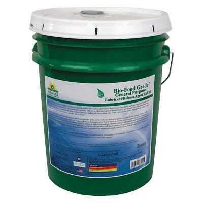RENEWABLE LUBRICANTS 5 gal.,Pail,Lubricant, 87014