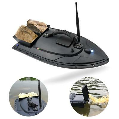 500m Remote Control Fish Finder Fishing Bait Boat RC Boat Ship Speedboat BIN