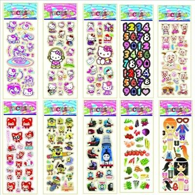 200 Different Sheets Cute Pet DIY Stickers Cartoon Stickers Toys Animal For Kids