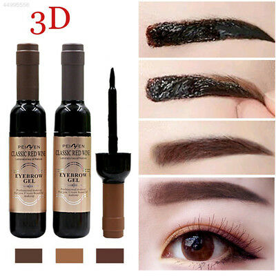 3C97 1 Pcs Eyebrow Coffee Peel Off Tattoo Shadow Eyebrow Gel Cosmetics Makeup