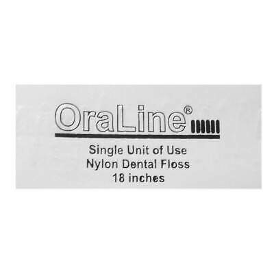 CORTECH Individual Floss,18 In.,PK1000, 30001