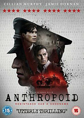 Anthropoid [DVD][Region 2]
