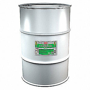 CRC Synthetic Gear Oil,55 gal.,ISO 130,Drum, 04581, Clear