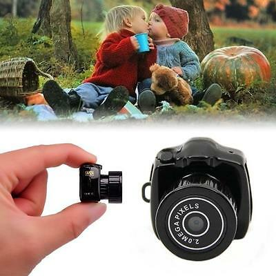 Hot Mini Small Camera Camcorder Recorder Video DVR Spy Hidden Pinhole Web Cam