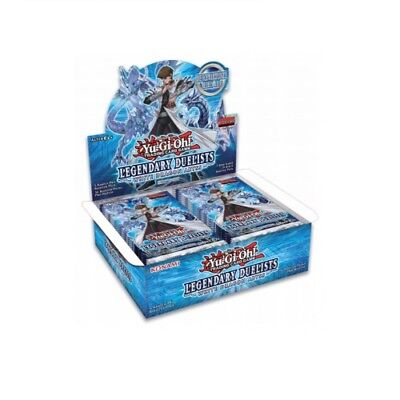 Yu-Gi-Oh! Legendary Duelists White Dragon Abyss 36 Booster Display (de) 1. Aufl.