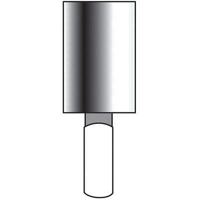 NORTON Resin Mounted Point,3/4 x 1-1/2in, 30G, 61463616470