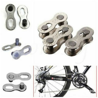 5 Pairs Bicycle Bike Chains Connector Link for 6/7/8/9/10 Speed Chain