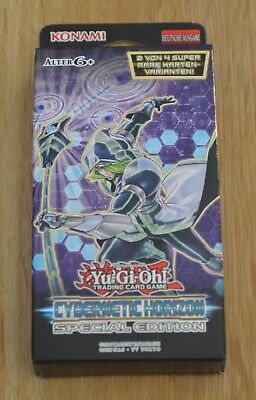 Yu-Gi-Oh! 1x Cybernetic Horizon Special Edition Pack Deutsch Neu & OVP