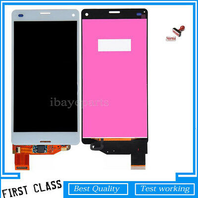 For Sony Xperia Z3 Mini Compact D5803 White LCD Screen Touch Digitizer Assembly
