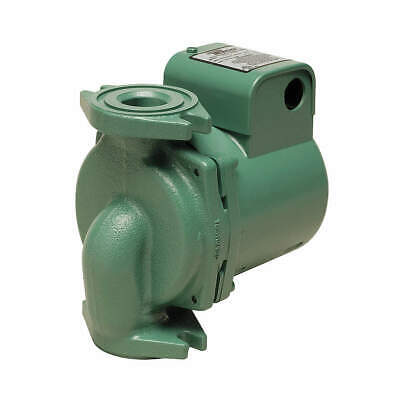 TACO Hydronic Circulating Pump,1/6HP,Flanged, 2400-20-3P