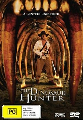 Dinosaur Hunter DVD 2007 Brand New Sealed