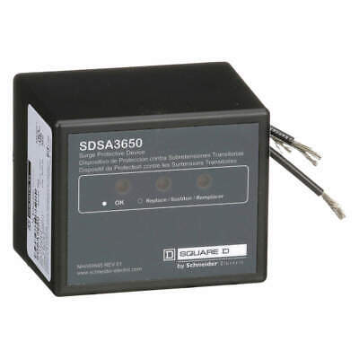 SQUARE D Surge Protection Device,3 Phase,347/600V, SDSA3650