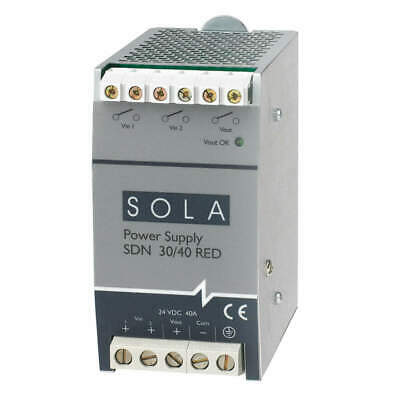 SOLA/HEVI-DUTY Power Supply,Redundancy Module,24VDC Out, SDN30/40RED