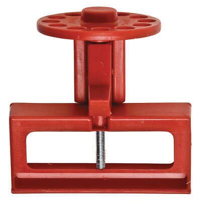 BRADY Polycarbonate Breaker Lockout, BL07, Red