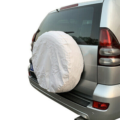 """14"""" Car Spare Tire Cover Heavy Duty Waterproof Vehicle Wheel Protective Case"""