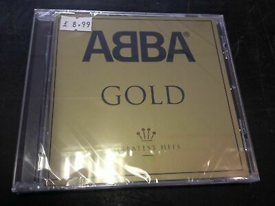 Abba - Gold Cd New Mint Sealed