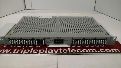 HENDRY TELECT OHPGMT03R 15-Port 2-Side Fuse Alarm Panel
