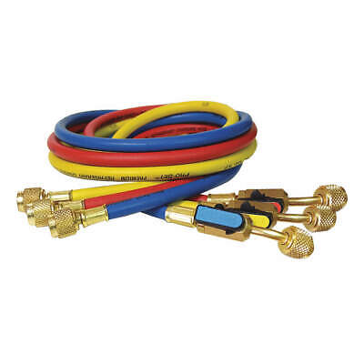 "PRO-SET Replacement Hose Set,60"" L,For HVACR, HP5E"