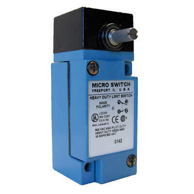 HONEYWELL MICRO SWITCH Heavy Duty Limit Switch, LSA8A