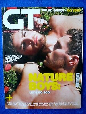 Gay Times - September, 2007. In very nice condition.