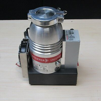 PFEIFFER HiPace 80, Turbo Pump With TC 110 Pump Controller