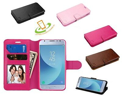 For Samsung GALAXY Note 9 Leather Flip Wallet Phone Case Folio Cover Stand Pouch
