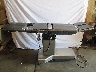 Surgical Operating Table Steris Amsco Model 3080SP Pre Owned