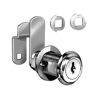 COMPX NATIONAL Standard Keyed Cam Lock, Key Different, C8060-KD-14A