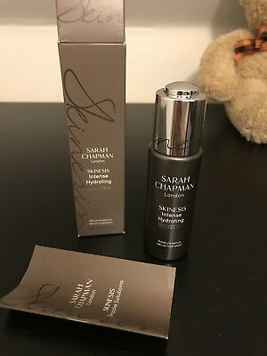 Space NK Sarah Chapman London Skinesis Rose Intense Hydrating Serum £59 SpaceNK