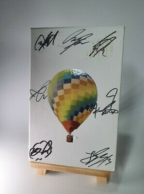 BTS Signed OFFICIAL Young Forever  7 members signature album KPOP Korea